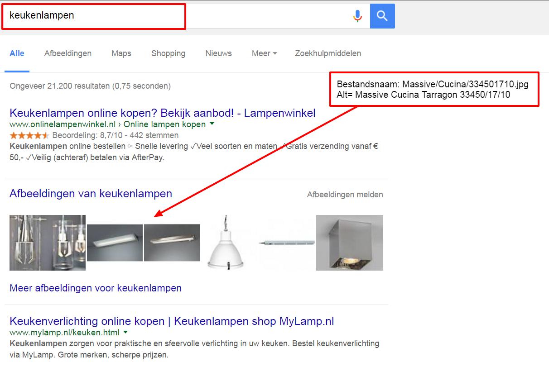 Voorbeeld van een afbeelding met een hoge positie in Google met een slecht Alt-tekst.png