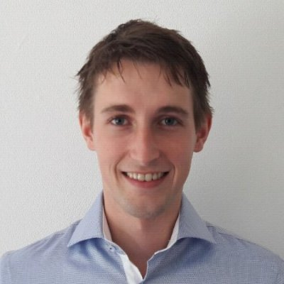Siebren van Bruggen, Team Lead Marketing Intelligence