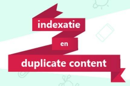 Technische zoekmachine-optimalisatie voor webshops: hoe zit het met duplicate content en indexatie?