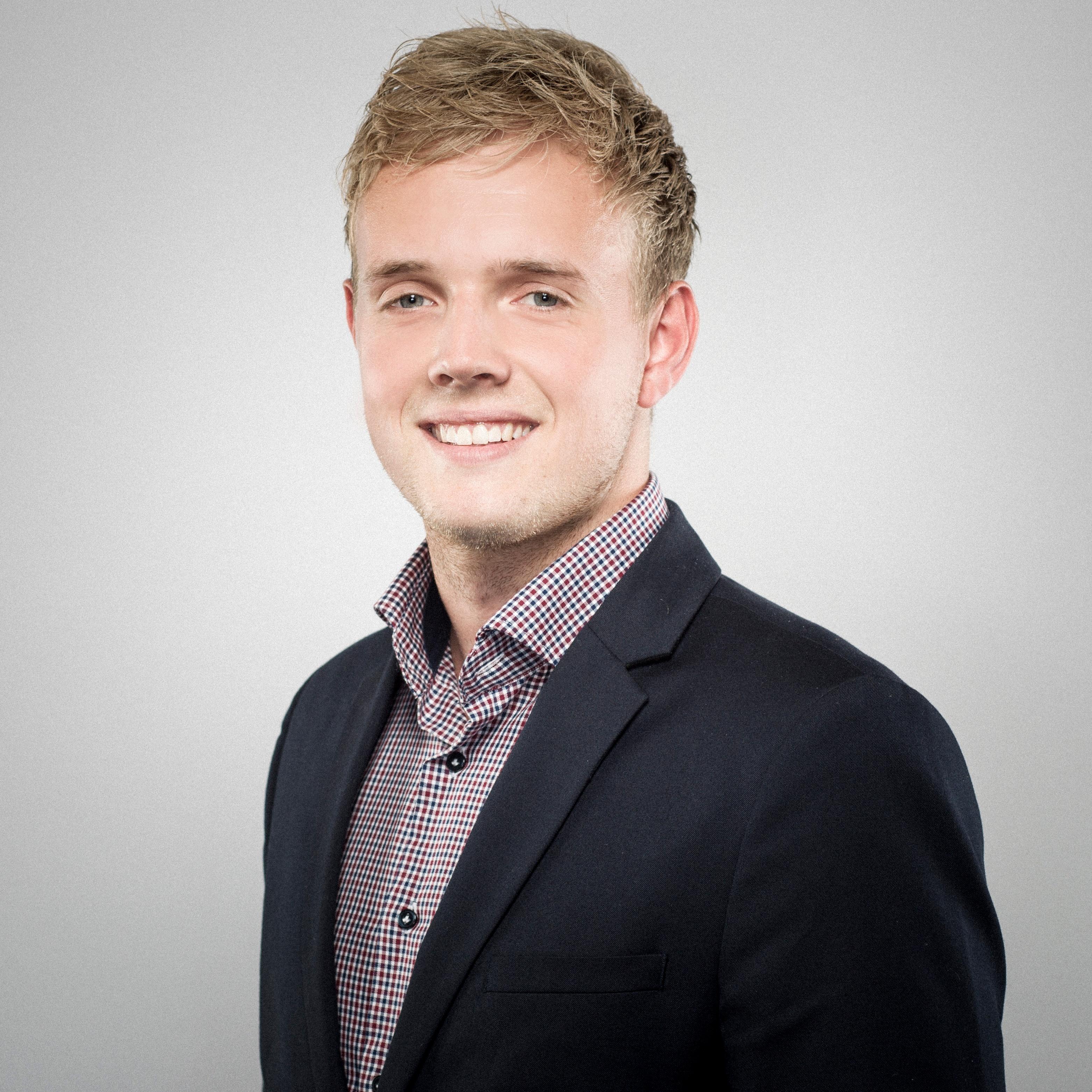 Collin de Boer, Business Development Manager